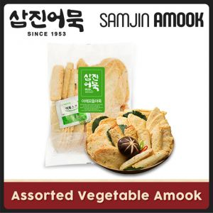 Assorted Vegetable Amook 900g