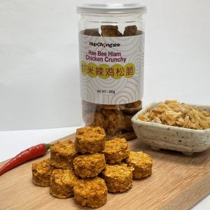 Hae Bee Hiam Chicken Crunchy 110g