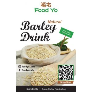 Barley Drink 500ml x 2pkt