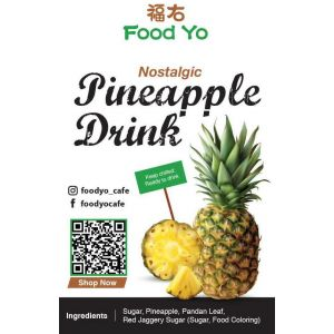 Pineapple Drink 500ml x 2pkt