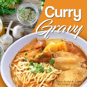 Food Yo Curry Gravy [250g]