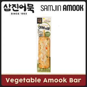 Vegetable Amook Bar 80g