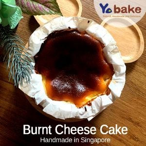 Burnt Cheesecake 6