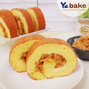 Premium Pork Floss Swiss Roll